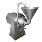 split type colloid mill emulsifying mixer chocolate ball mill machine