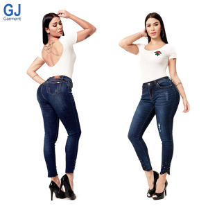 6b402fc69b6 Colombian Butt Lifter Women Jeans