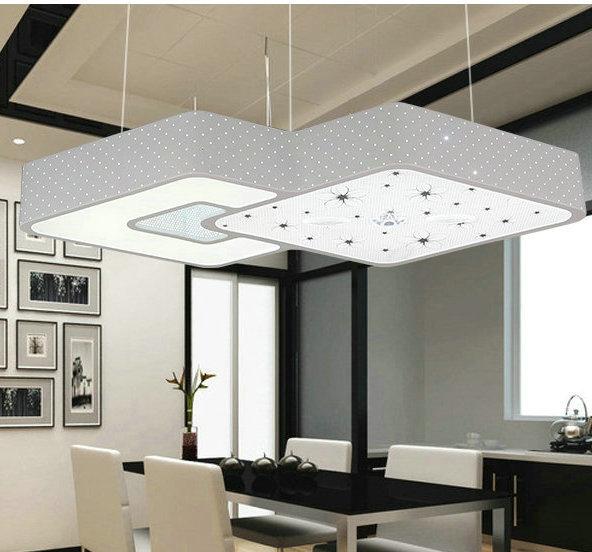 awesome lustre salle a manger moderne photos amazing house design. Black Bedroom Furniture Sets. Home Design Ideas