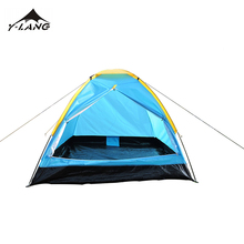 3-4 Persoon Outdoor Draagbare Hoge Kwaliteit Familie Camping Dome Tent