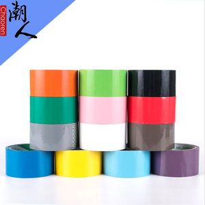 "Color Packing Tape 2"" * 110 Yds. Per Roll 2.0Mil Carton Sealing Tape Boxing Tape"
