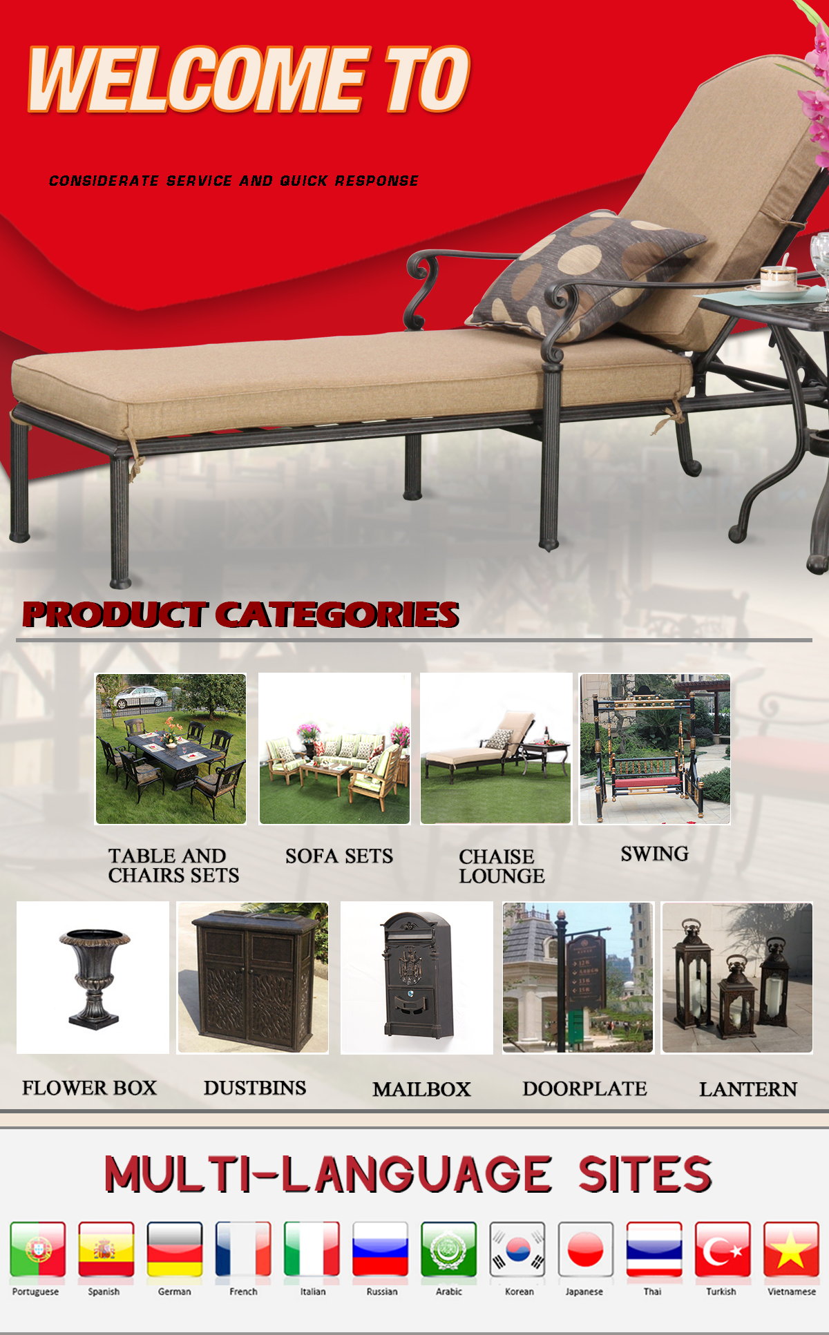 Zhejiang Boke Industry Trade Co Ltd Garden Furniture  # Muebles Tik Tak