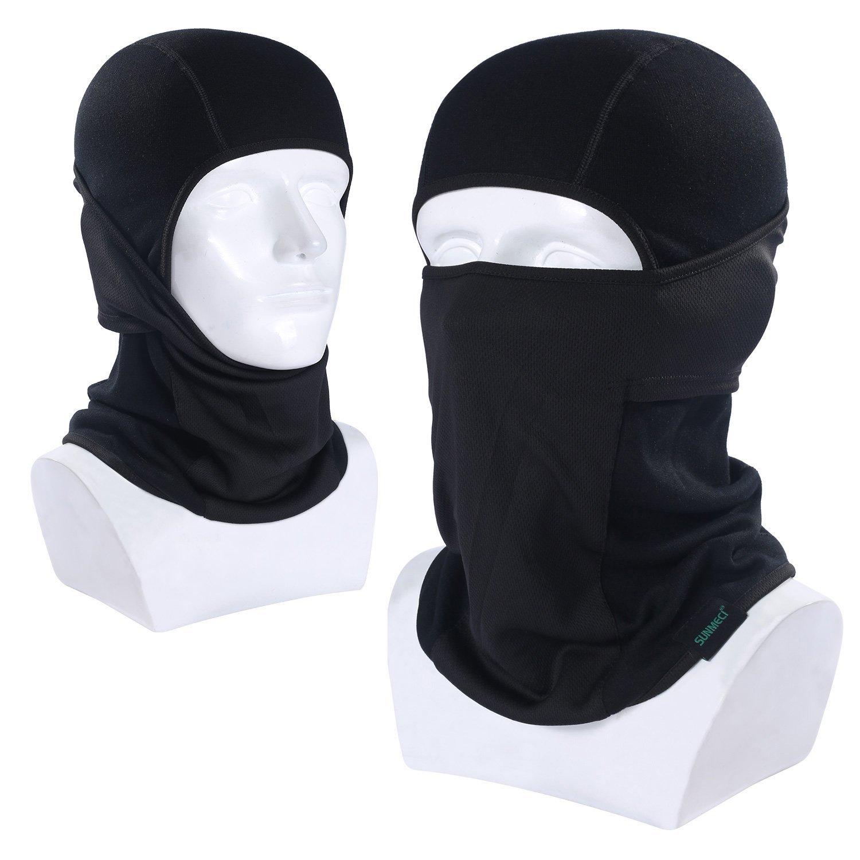 06f6b92a319 Get Quotations · Balaclava Ski Mask - Breathable Moisture Wicking Windproof  Balaclava Hood for Motorcycling