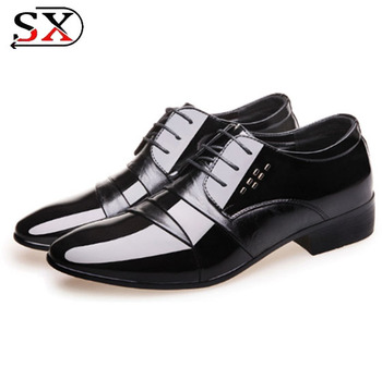 Quality Men Shoes Nice Black Loafers