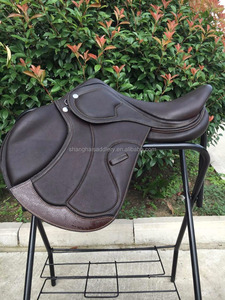 Leather Jumping Saddle for sale