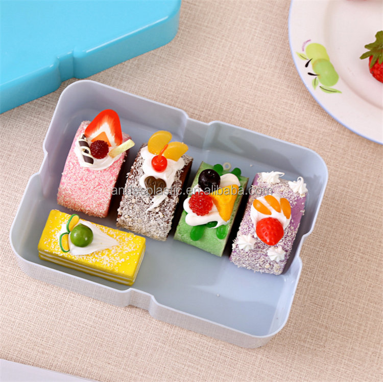 Wholesale Hot Sale Wholesales Colorful Vertical Lunch Box