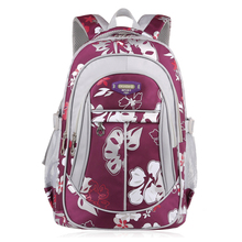 New font b School b font font b Bags b font for Girls Brand Women Backpack