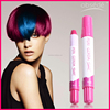 2016 Hot sale cheap wholesale 12 colors private label make your own design hair color chalk pen no allergic colour hair dye