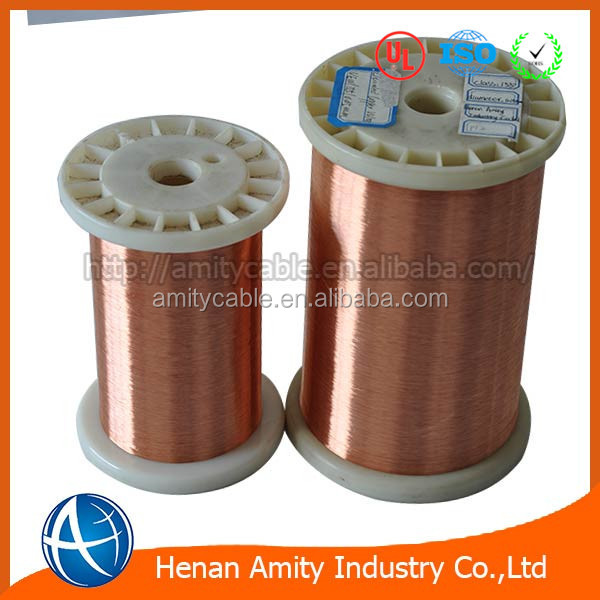 Professional Supplier Good performance ecca wire copper clad aluminum enamelled cca wire /ccaw for winding