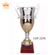 Promotional high quality Metal Gold Sport Trophy Cup made in China