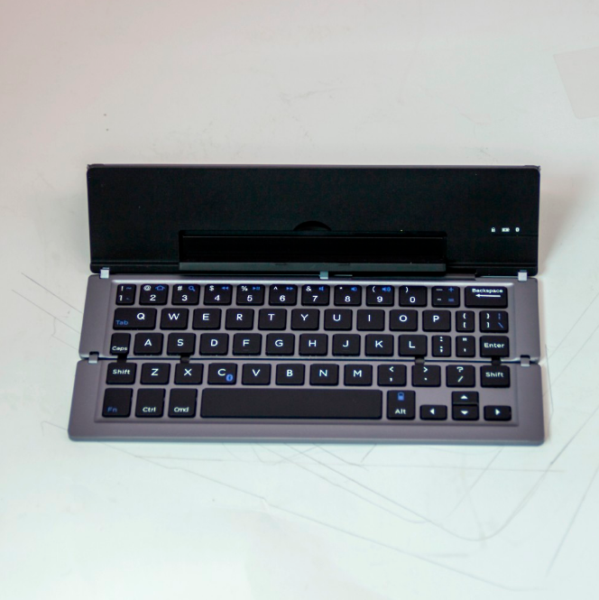 folding wireless mini usb keyboard for android and 2.4g wireless  keyboard