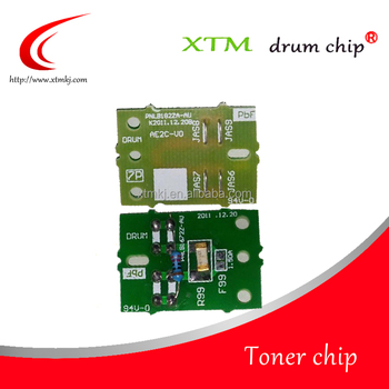For Panasonic KX-MB1500 KX-MB1520 toner chips MB1500 cartridge count reset chips
