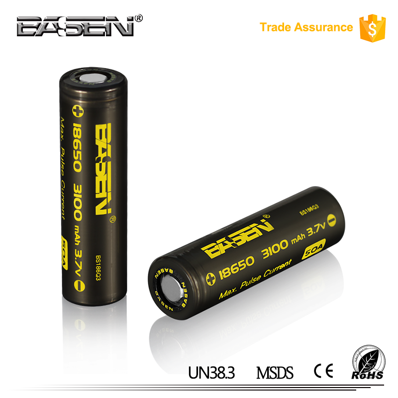 New arrival basen 3200mah 40a battery PET material high quality