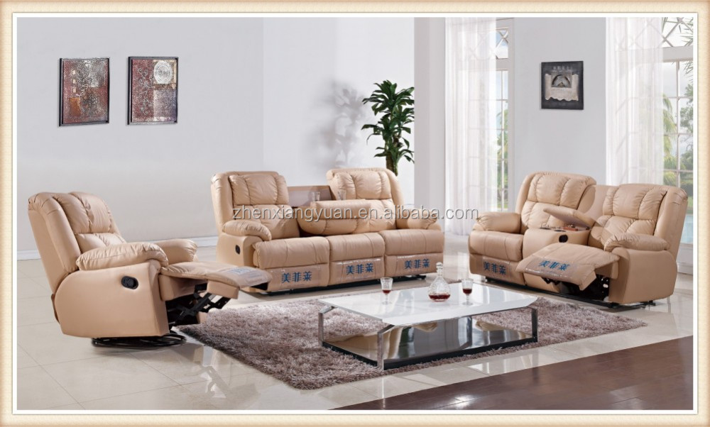 Decoro Leather Sofa Recliner Electric Dubai Furniture Cheers Product On Alibaba