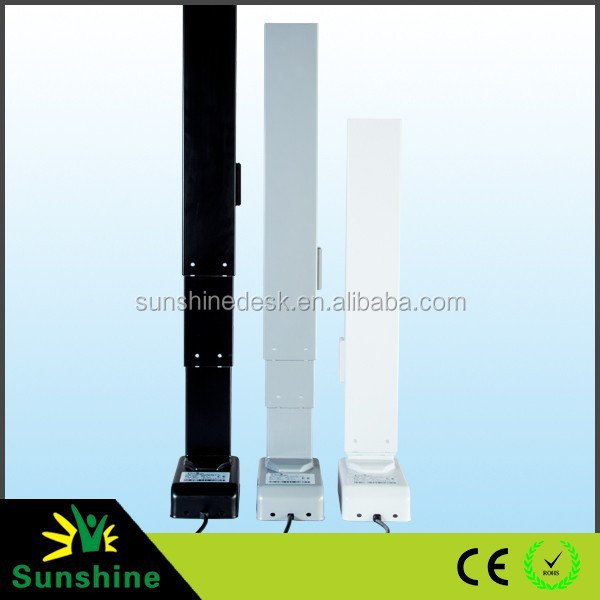 Height Adjustable Desk or TV Electric Steel Lifting Column