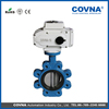 high quality explosion-proof motorized butterfly valve with high performance actuator