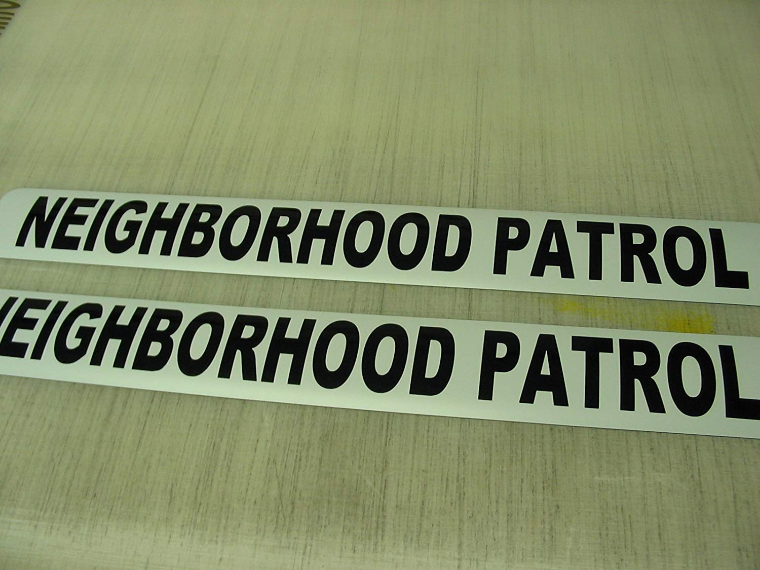 Red K-9 Search and Rescue Magnetic Signs to fit Car Van SUV us dot Approved Size Tow Truck
