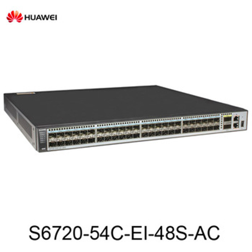Huawei Next-Generation Enhanced Layer 3 Gigabit Switch S5720-52P-EI-AC