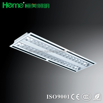 Light Fixture With Air Slot Outlet