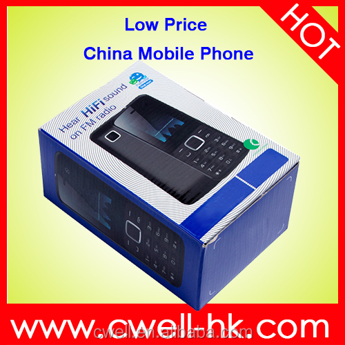 Hong Kong Cheap Price Mobile Phone 1.77 inch QVGA loudspeaker FM Radio ECON T345