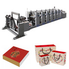4-8 colors master flexo printing machine for paper bag