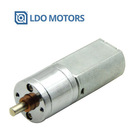 20mm dc gear motor with customized shaft/axle