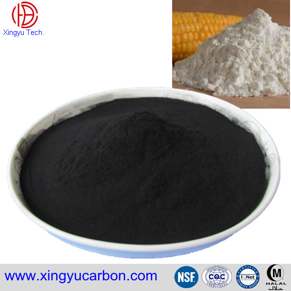 Absorbability of Activated Carbon In Purification of Starch Solutions Sugar Syrups