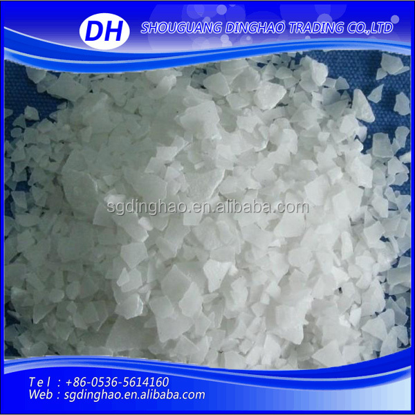 industrial magnesium chloride used Machinery Industry