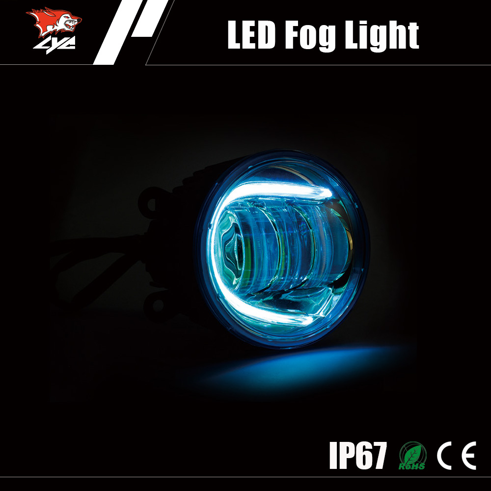 Auto zone parts prices wholesale 30W fog light led drl for honda jazz