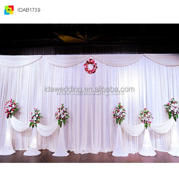 backdrop stand pipe and drape