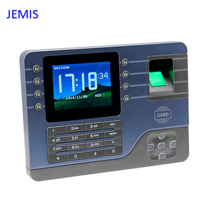 SOFTWARE FREE Biometric Fingerprint time Attendance System time clock recorder