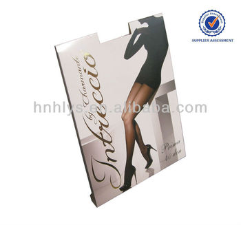 Opinion cardboard pantyhose packaging sorry