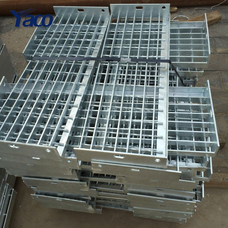 Facotry price 325 302 concrete drainage grating, steel grating prices for industry