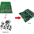 15 Years PCB & PCBA Factory SMT DIP Bare PCB And Electronic Components Assembly One-stop Service