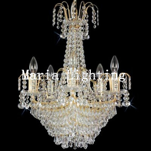 2016 wholesale hotel candle chandelier light wedding chandelier lighting small crystal chandelier