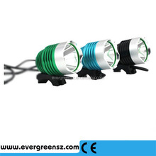 high wind powered bike light mini custom 1200 lumen cree xml u2 led bike light