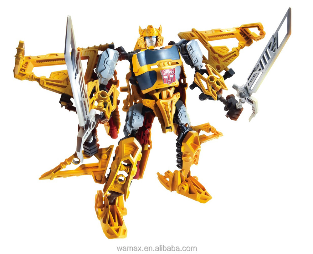 Transform action figures, PVC Robot figures, Custom Robot model toys