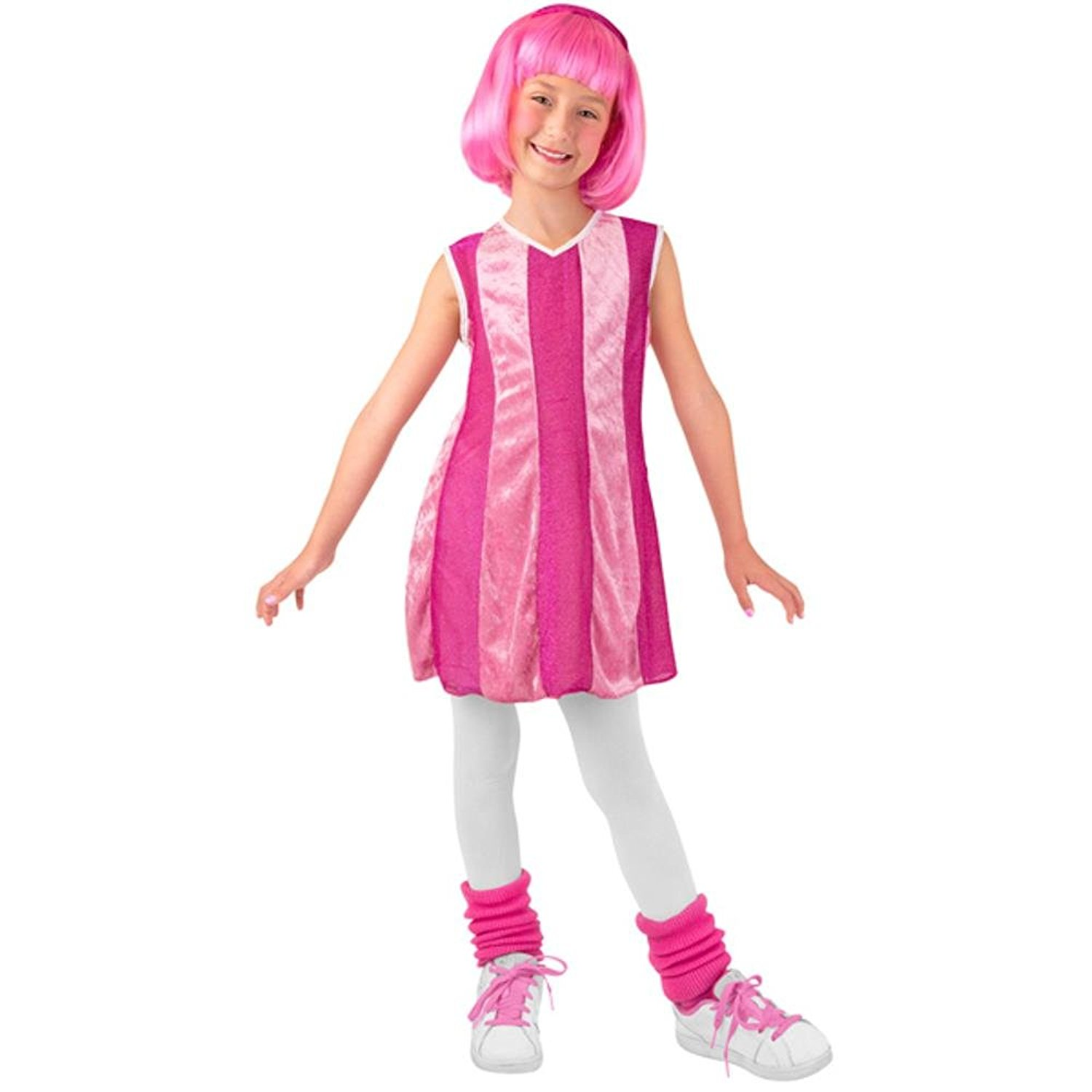 Stephanie panty lazy town are