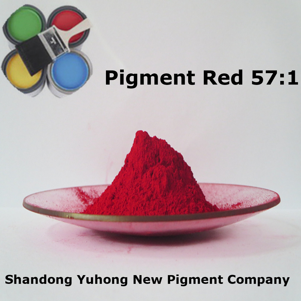 Easy Dispersible Organic Pigment Red 57:1 Used in Paint and Coating