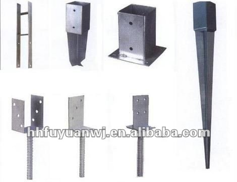 Concrete Fence Post Metal Anchor - Buy Fence Post Metal Anchor,Galvanized  Post Anchor,Fence Ground Anchor Product on Alibaba com