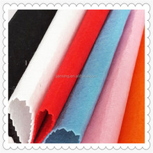 China manufacture free samples 1mm felt fabric rolls,100% polyester felt fabric