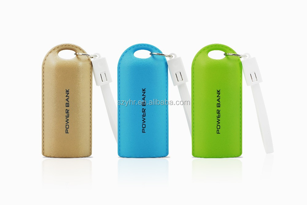 Famous brand wanted real 5200mah advertising power banks with logo