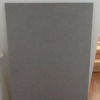 Reinforced High Strength Fiber Cement Board Materials Backer Board
