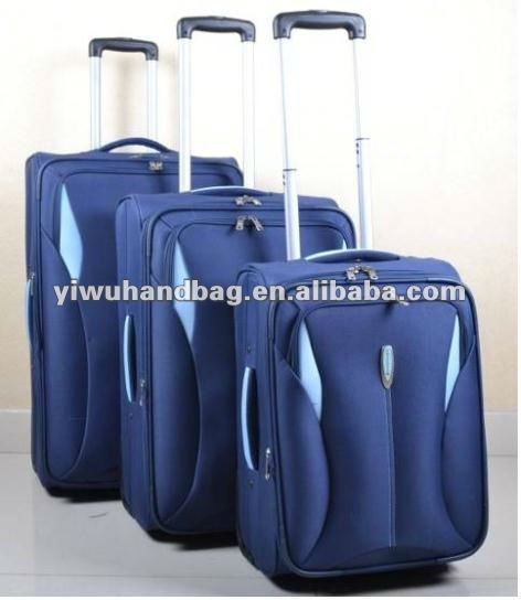 Stock EVA Luggage Suitcase,Travel bags in 3pcs set