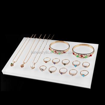 Presentoir bijoux en plexi