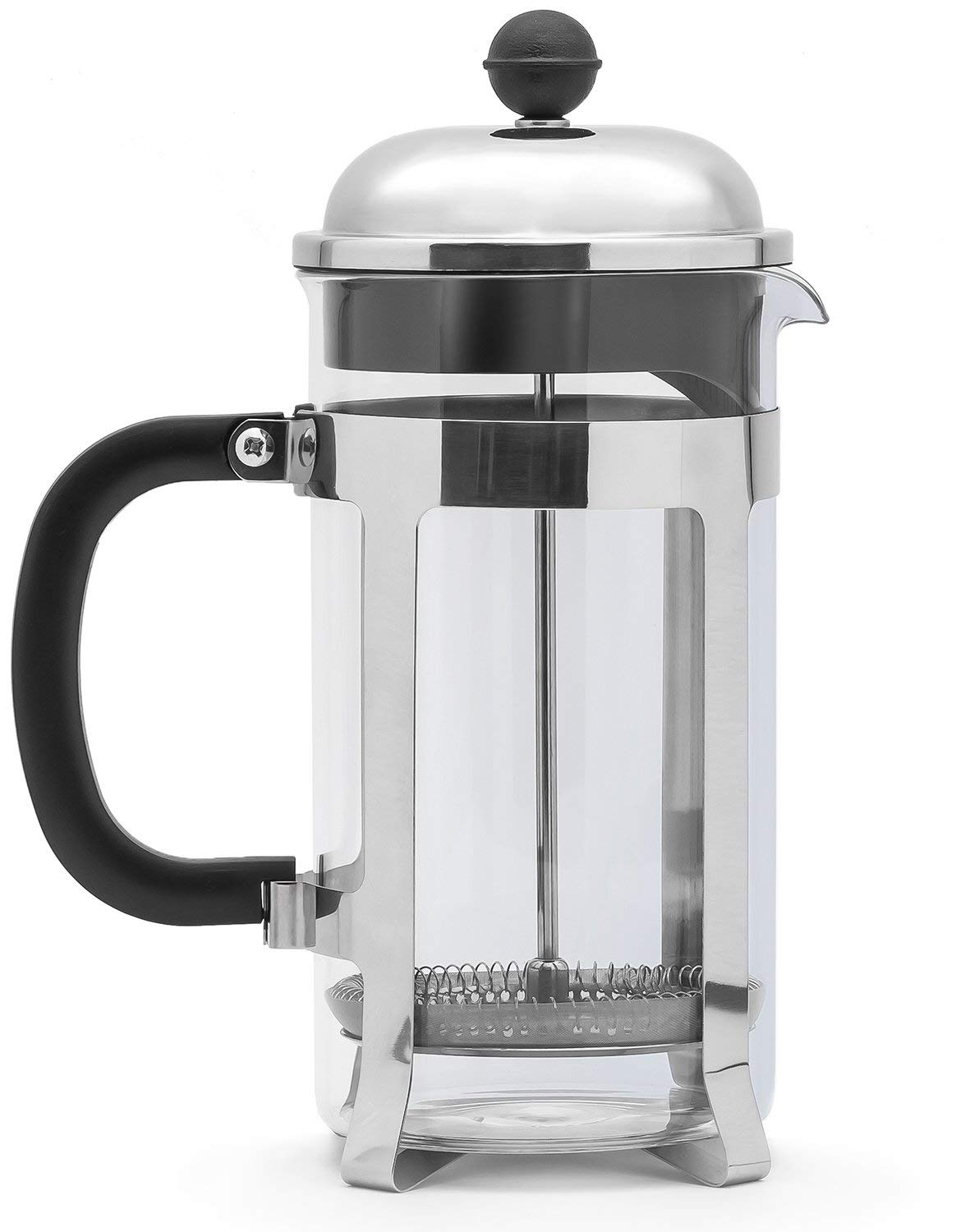 French Press Machine - Coffee Press - French Press Coffee Maker - French Press kit - French Press on sale - Stainless steel French Press - French Press set - French Press Large - Improved model 2018