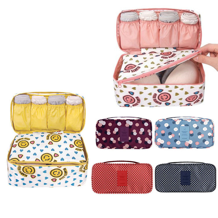 Large Size Underwear Bra Organizer Pouch Underpants Clothing Storage Bag For <strong>Travelling</strong>