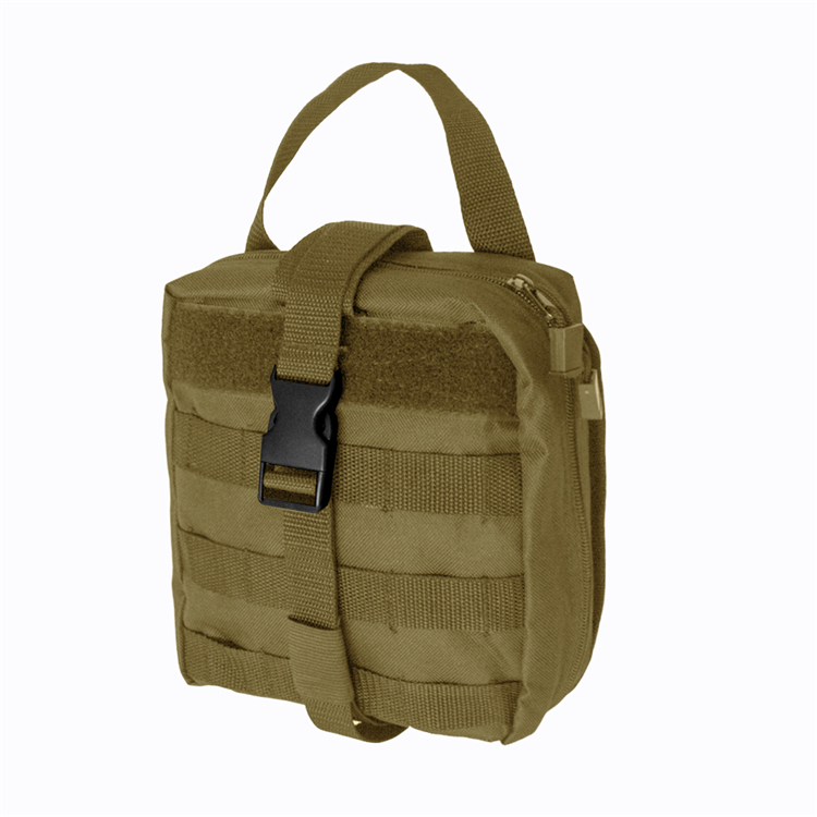 Easy Carry Mini Durable Molle Tactical Medical Bag for Outdoor First Aid