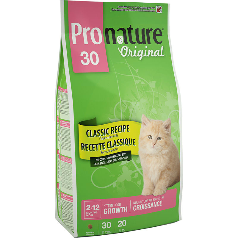 Pronature Original Kitten Growth Cat Food