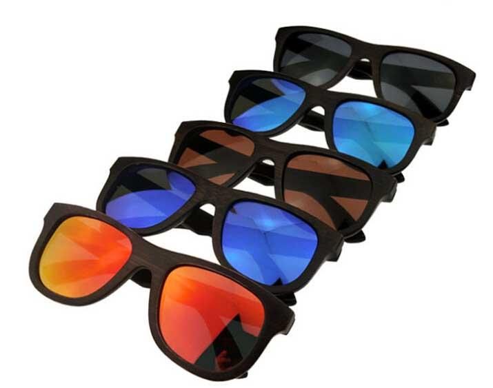 a2649e50ec8 Get Quotations · New 2015 Bamboo Sunglasses Men Wooden Sunglasses Women  Brand Designer Mirror Original Wood Sun Glasses Oculos